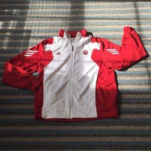 IU Adidas Track Jacket